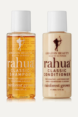 Rahua Classic Jet Setter Travel Duo - Colorless