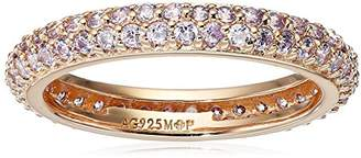 Swarovski Myia Passiello Colors Zirconia Slim Stackable Ring