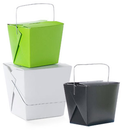 Take-Out Cartons