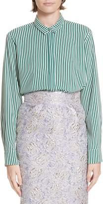 Roseanna Gun Stripe Shirt