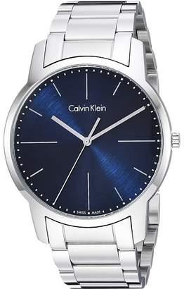 Calvin Klein City Watch - K2G2G1ZN Watches