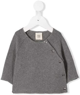 Douuod Kids side button detail top