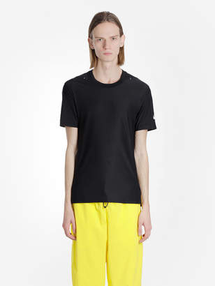 Nike X MMW BLACK SHORT SLEEVE TOP