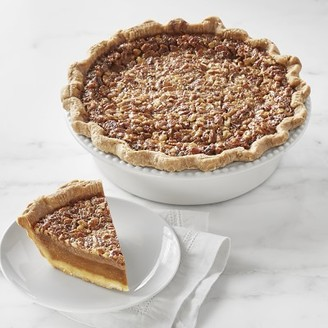 Williams Sonoma Gluten-Free Pumpkin Pecan Pie