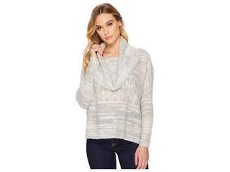 LAmade Jody Cowl Neck Sweater Women's Sweater