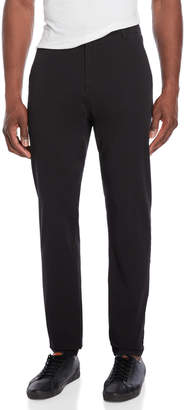Dockers Black Alpha Slouchy Joggers