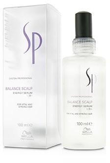 Wella SP Balance Scalp Energy Serum (For Vital and Strong Hair) 100ml/3.4oz