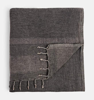 Rejuvenation Stonewash Throw