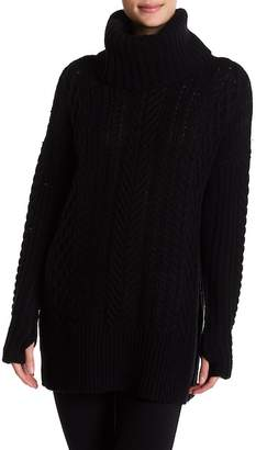 Alice + Olivia Randy Oversized Wool & Cashmere Sweater