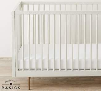 Pottery Barn DCB 200-Thread-Count Organic Cotton Crib Sheet Set