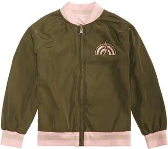 Epic Threads Toddler Girls Reversible Unicorn Baseball Jacket, Created for Macy's