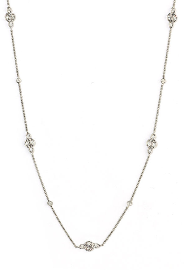 Kwiat 'Diamond Strings' Diamond Necklace