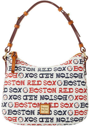 Dooney & Bourke Boston Red Sox Small Kiley Hobo Bag