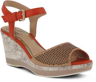 Azura Liefde Wedge Sandal - Women's