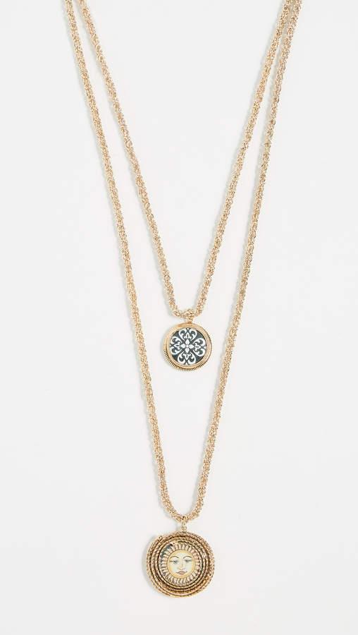 Buy Ciucciue Detachable Double Pendant Necklace!