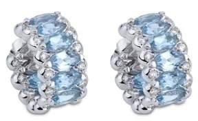 Niquesa Amore Earrings Aquamarine