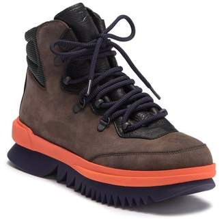 Camper Rex Leather & Suede Boot
