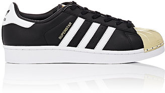 adidas Women's Women's Superstar 80s Leather Sneakers $100 thestylecure.com