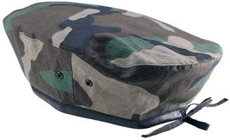 5356ad555e042 The G Cap G Men s Camouflage Military Cotton Beret Woodland Camo