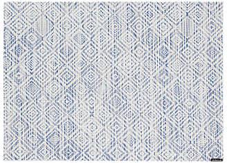 Chilewich Mosaic Rectangular Placemat, Blue