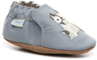 Robeez Tail Wagger Infant Crib Shoe - Boy's