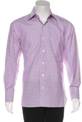 Tom Ford Woven Dress Shirt