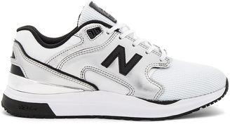 New Balance New Classics Sneaker $100 thestylecure.com