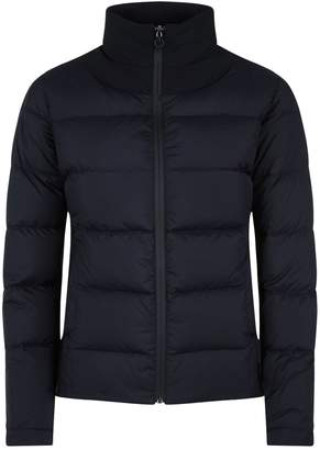 Cavalleria Toscana Quilted Funnel Neck Jacket