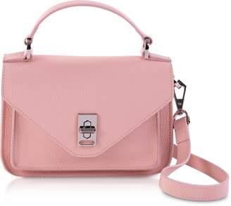 Rebecca Minkoff Pebble Leather Mini Darren Messenger Bag