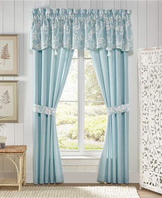 Croscill CLOSEOUT! Willa Pole Top Window Drapery Panels