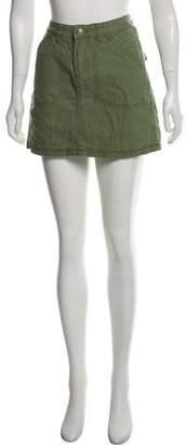 Patagonia Twill Mini Skirt