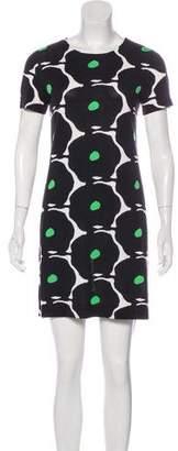 Diane von Furstenberg Patterned Chioma Dress