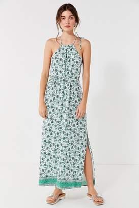 Urban Outfitters Blaze High-Neck Maxi Dress