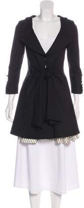 Monse Wool Blend Coat