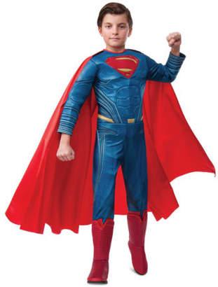 Victoria's Secret NEW Batman Superman Superman Premium Costume size 6-8