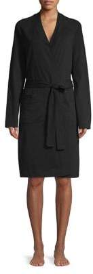 Lord & Taylor Open-Front Robe