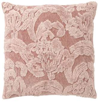 Pottery Barn Natalia Silk Jacquard Pillow Cover - Thistle