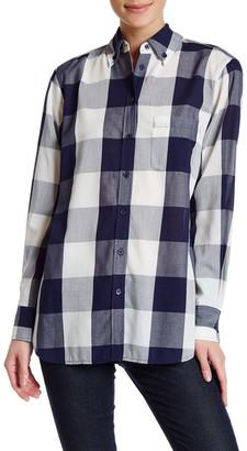 Equipment Plaid Margaux Shirt $198 thestylecure.com