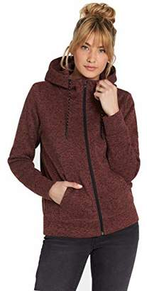 Billabong Women's Boundary Zip up Fleece