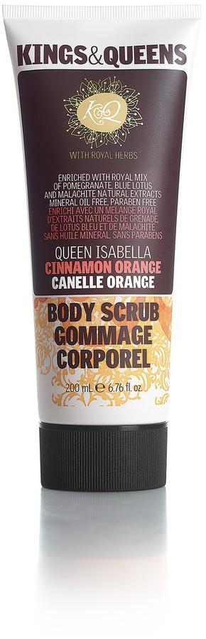 Kings & Queens / Cinnamon Body Scrub