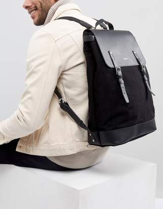 Hege Backpack In Black