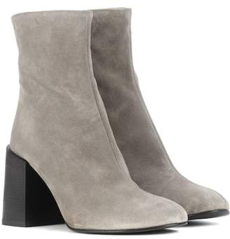 Acne Studios Saul Reverse suede ankle boots