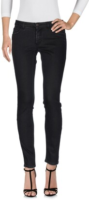AR+ CAMOUFLAGE AR AND J. Denim pants - Item 42593668SR