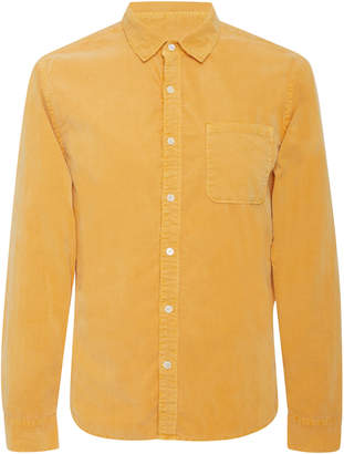 Frame Corduroy Patchpocket Shirt