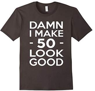 50 Years Old Look Good-50th Birthday Gift Ideas for her/him