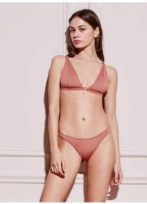 Fleur Du Mal High Leg Bikini Bottom