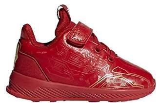 adidas Unisex Babies' RapidaRun Avengers I Gymnastics Shoes