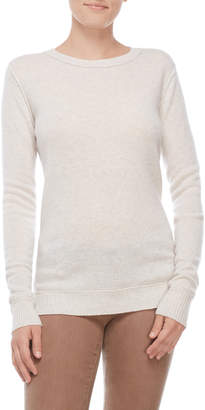 Ply Cashmere Cashmere Crew Neck Sweater