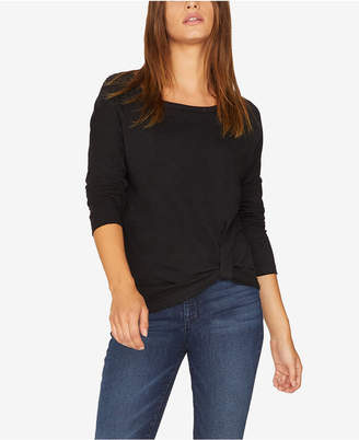 Sanctuary Side Twist-Front T-Shirt