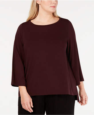 342a53e2183 Eileen Fisher Plus Size Tops - ShopStyle Canada